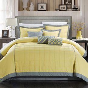 Chic Home Rhodes 12-piece Bed Set