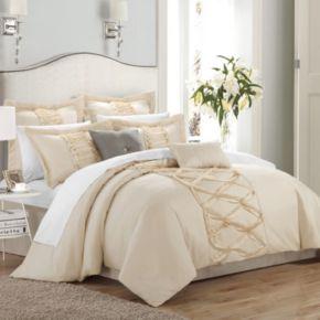 Chic Home Elegant Ruth 8-piece Bed Set