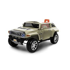 Kid Motorz 12V Ride-On Hummer HX