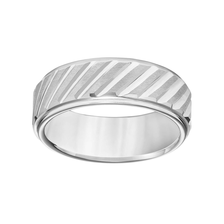Mens Simply Vera Vera Wang Wedding Bands Rings Jewelry Kohls