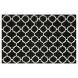 Safavieh Dhurries Diamond Quatrefoil Handwoven Flatweave Wool Rug