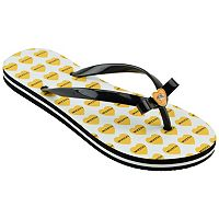 Women's Missouri Tigers Bow Flip-Flops