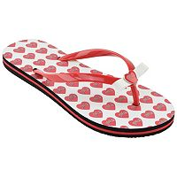 Women's UNLV Rebels Bow Flip-Flops