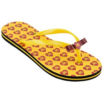 Women's Minnesota Golden Gophers Bow Flip-Flops