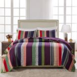 Greenland Home Fashions Marley Quilt Set