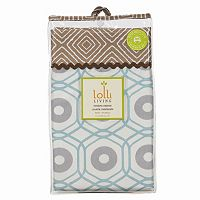 Lolli Living Zig Zag Zoo Window Valance