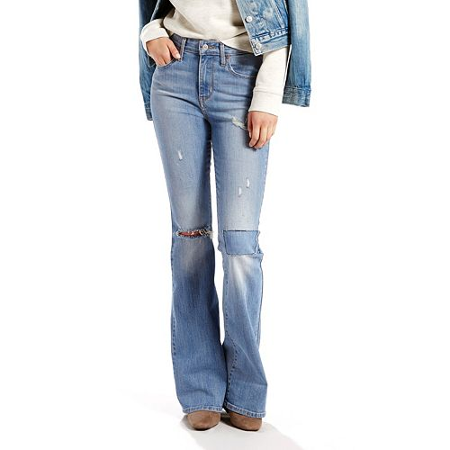 Women's Levi's High-Rise Flare Jeans
