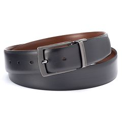 Men's Apt. 9® Shanghai Reversible Leather Belt