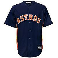 Men's Majestic Houston Astros Replica MLB Jersey