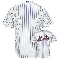 Men's Majestic New York Mets Cool Base Replica MLB Jersey