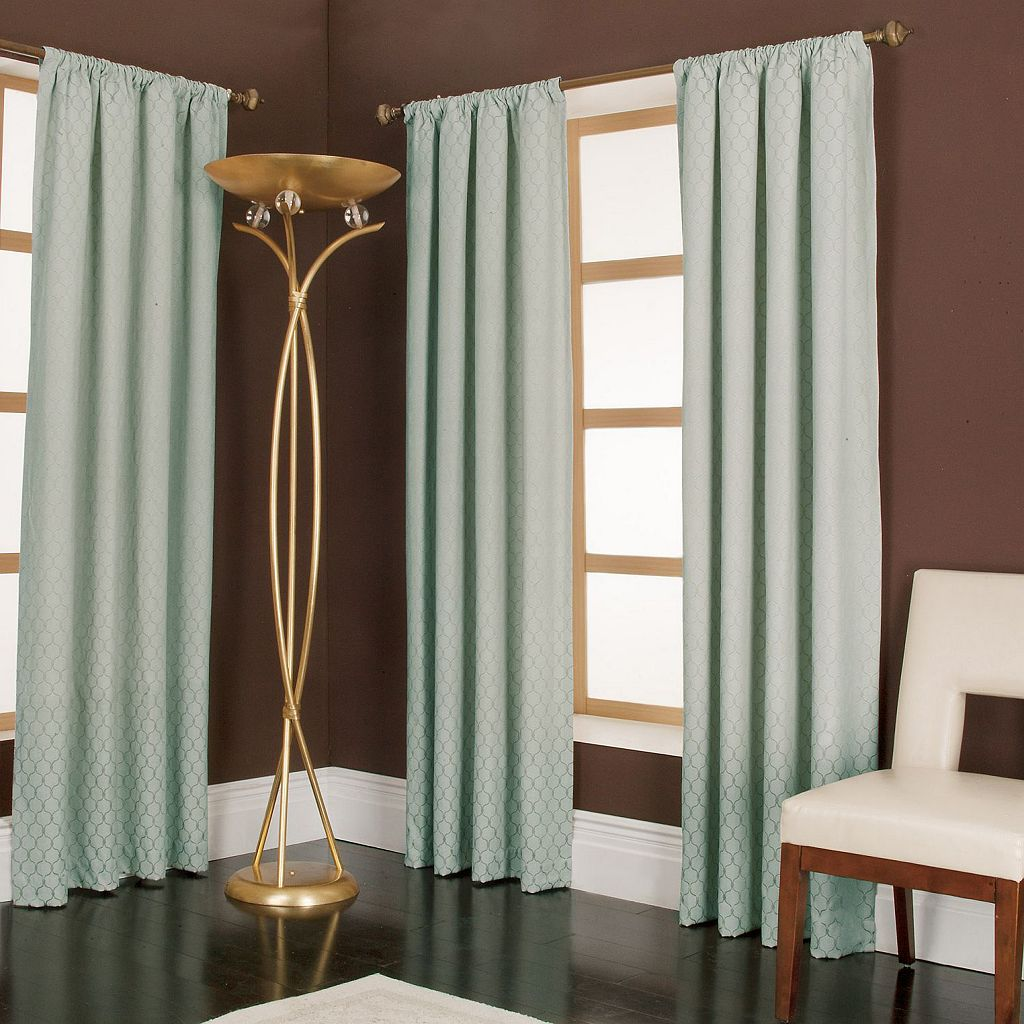 Miller Curtains Penwood Window Curtain - 50'' x 84''
