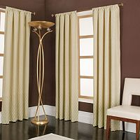 Miller Curtains Penwood Curtain - 50'' x 84''