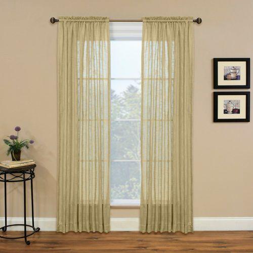 Miller Curtains Kemin Curtain - 52'' x 84''