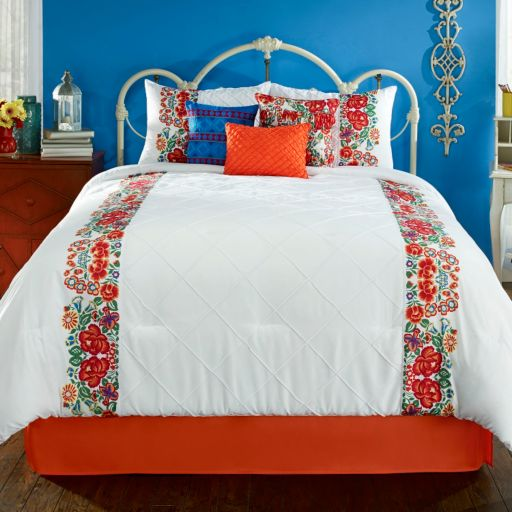 Casa Mia Jalisco Bed Set
