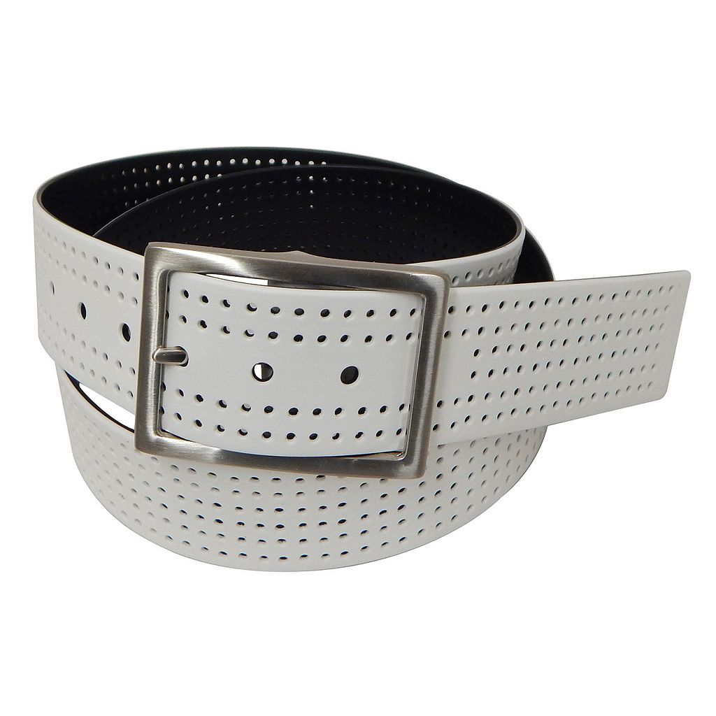 Men's PGA Tour Reversible Perforated Golf Belt