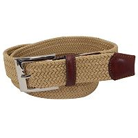 Men's PGA Tour Stretch Fabric Golf Belt