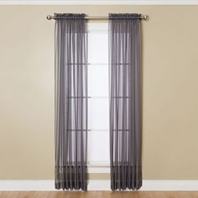 Miller Curtains 1-Panel Angelica Window Curtain