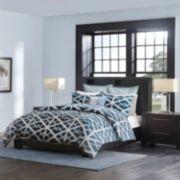Metropolitan Home Kenmare 3-piece Comforter Set