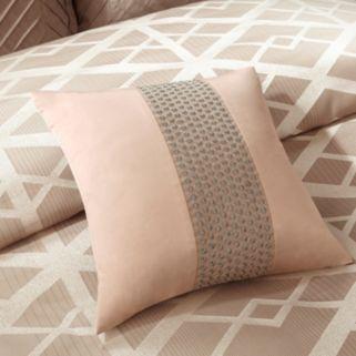 Metropolitan Home Kenmare Square Throw Pillow