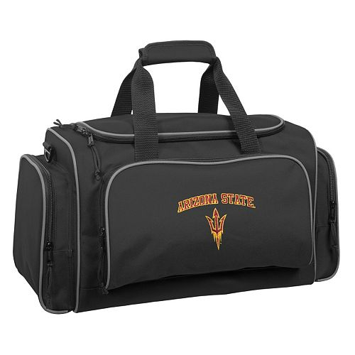 WallyBags Arizona State Sun Devils 21-inch Duffel Bag