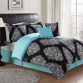 Barba 7-piece Bed Set