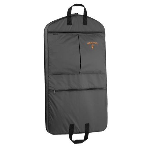 WallyBags Arizona State Sun Devils 40-Inch Pocketed Garment Bag