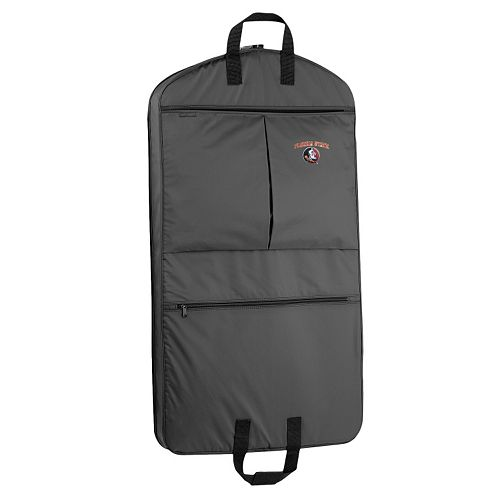 WallyBags Florida State Seminoles 40-Inch Pocketed Garment Bag