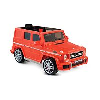Kid Motorz 12V Ride-On Mercedes Benz G63