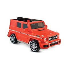 Kid Motorz 12V Ride-On Mercedes Benz G63 by