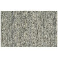Nourison Sterling Abstract Wool Rug