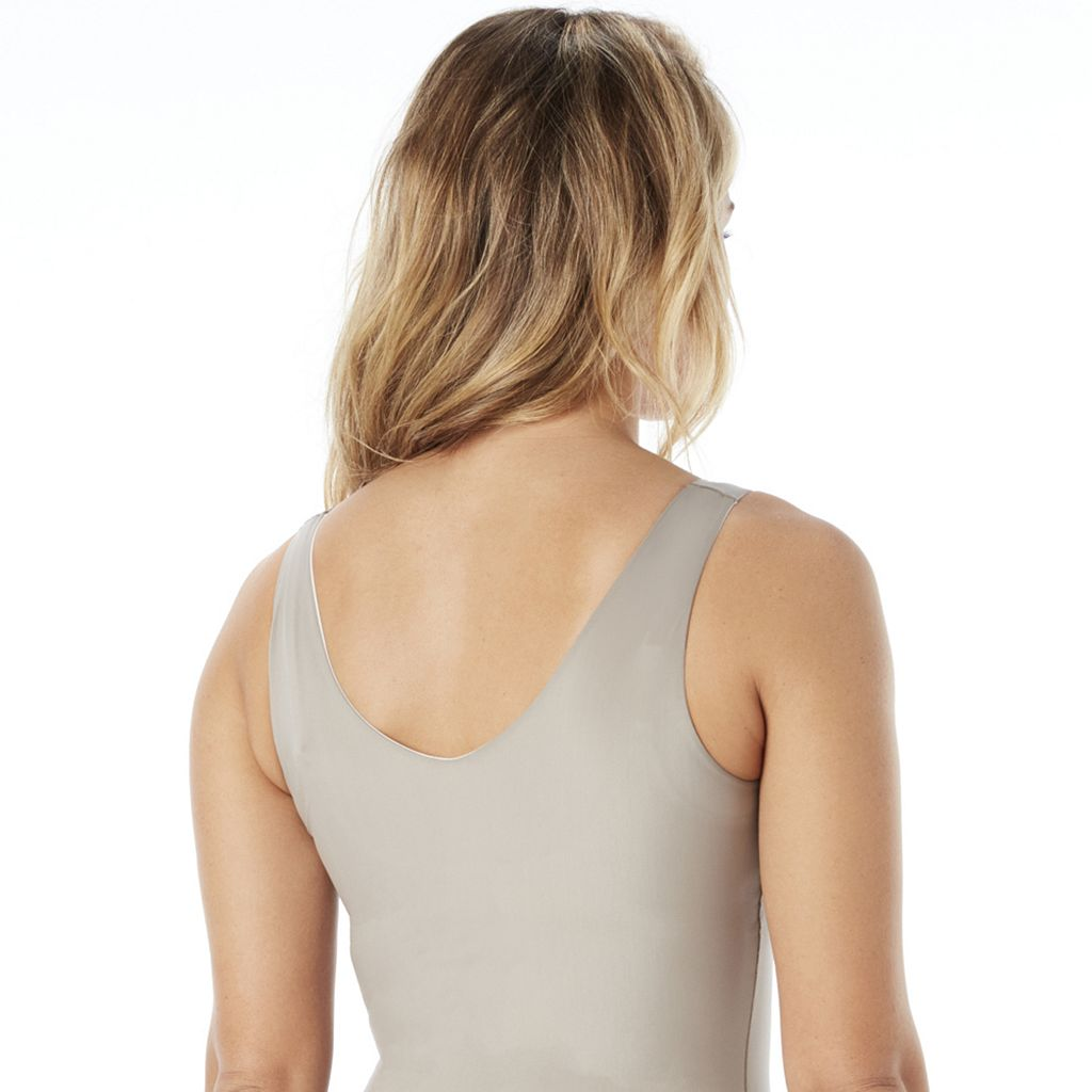 Red Hot by Spanx Flipside Firmers Reversible 4-Way Tank Slip 10027R