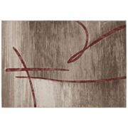 Nourison SOHO Contemporary Lines Abstract Rug