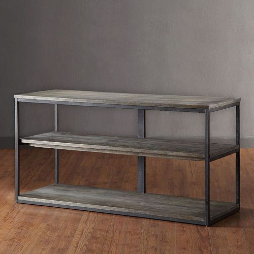 Madison Park Cirque Media Console Table
