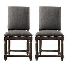 Madison Park Cirque Dining Chair 2 pc Set
