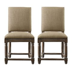 Madison Park Cirque Dining Chair 2 pc Set