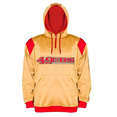 Big & Tall San Francisco 49ers Hoodie