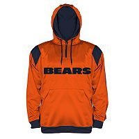Big & Tall Majestic Chicago Bears Hoodie