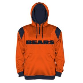 Big & Tall Majestic Chicago Bears Hoodie