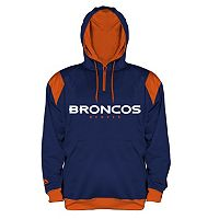 Big & Tall Majestic Denver Broncos Hoodie
