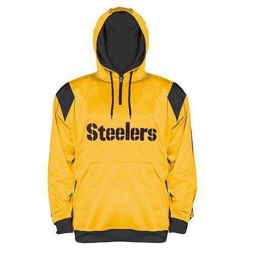 release date: b4e31 26d30 Big & Tall Pittsburgh Steelers Hoodie