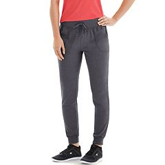 Women's Champion Jersey Jogger Pants