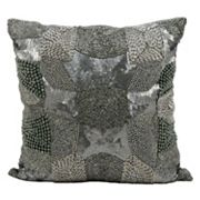 Mina Victory Luminescence Antique Beaded Throw Pillow
