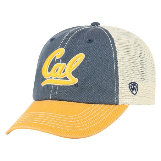 Adult Top of the World Cal Golden Bears Offroad Cap