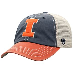 Adult Top of the World Illinois Fighting Illini Offroad Cap