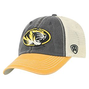 Adult Top of the World Missouri Tigers Offroad Cap
