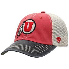 Adult Top of the World Utah Utes Offroad Cap