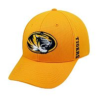 Adult Top of the World Missouri Tigers Booster One-Fit Cap