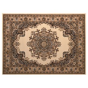 United Weavers Dallas Floral Kirman Framed Rug