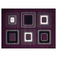United Weavers Dallas Spaces Geometric Rug