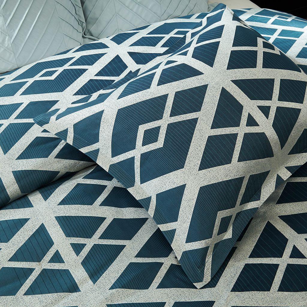 Metropolitan Home Kenmare 3-piece Duvet Cover Set